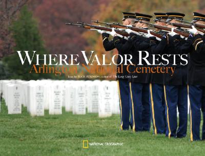 Image for WHERE VALOR RESTS ARLINGTON NATIONAL CEMETARY