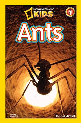 Image for National Geographic Readers: Ants