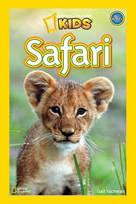 Image for National Geographic Readers: Safari
