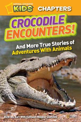 Image for Crocodile Encounters! (National Geographic Kids)
