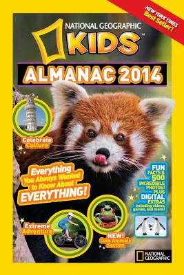 National Geographic Kids Almanac 2014 (National Geographic Kids Almanac (Quality))