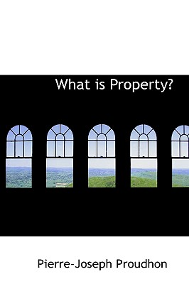 Image for What is Property?