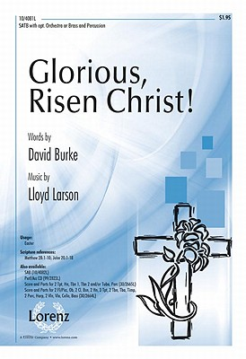 Image for Glorious, Risen Christ!