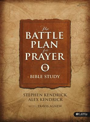 Image for Battle Plan For Prayer (bible Study Book)