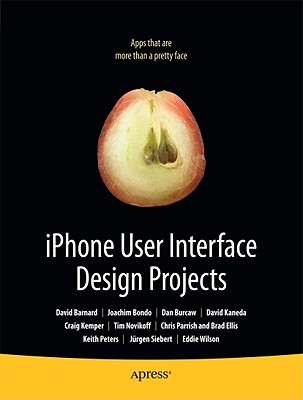 Image for iPhone User Interface Design Projects
