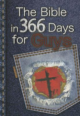 Image for KDS450 The Bible in 366 Days for Guys