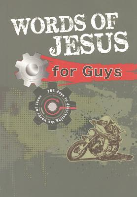 Image for KDS425 Words of Jesus for Guys