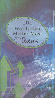 Image for WMM001 101 Words that Matter Most for Teens
