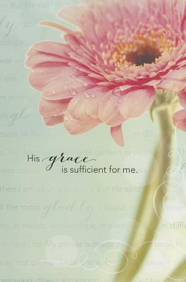 """Image for """"His Grace is Sufficient"""" Hardcover Wirebound Journal"""