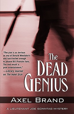 The Dead Genius (Five Star Mystery Series), Axel Brand