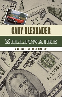 Zillionaire (Five Star Mystery Series), Gary Alexander