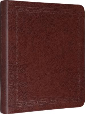 Image for ESV Journaling Bible (Mocha, Threshold Design)