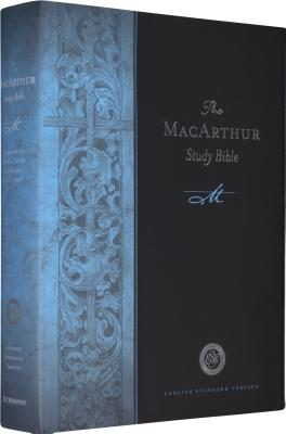 Image for ESV MacArthur Study Bible (Hardcover)