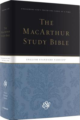 Image for ESV MacArthur Study Bible, Personal Size