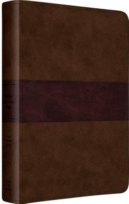 "Image for ""''ESV Gospel Transformation Bible (TruTone, ChocolatePlum, Trail Design)''"""