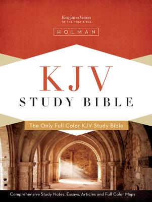 Image for KJV Study Bible - Black Genuine Leather