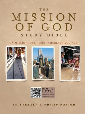 Image for The Mission of God Study Bible, Hardcover
