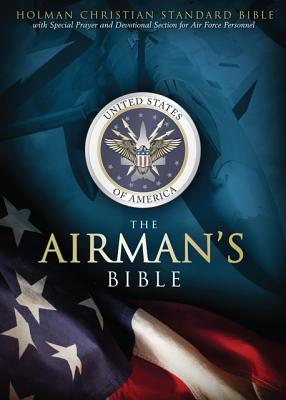 HCSB Airman's Bible, Simulated Leather (Blue), Holman Bible Editorial Staff