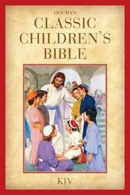 Image for KJV Holman Classic Children's Bible, Printed Hardcover