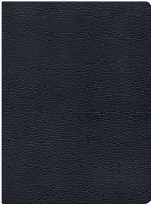Holman Study Bible: NKJV Edition, Black Genuine Leather