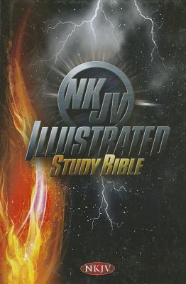 Image for NKJV Illustrated Study Bible for Kids, Cosmos Hardcover