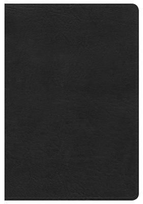 Image for HCSB Compact Ultrathin Bible, Black LeatherTouch