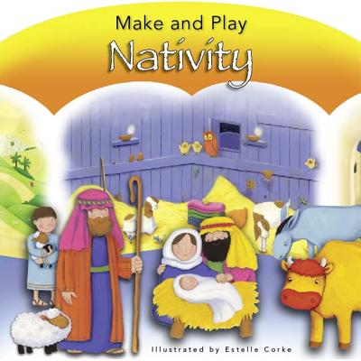 Image for Make and Play Nativity