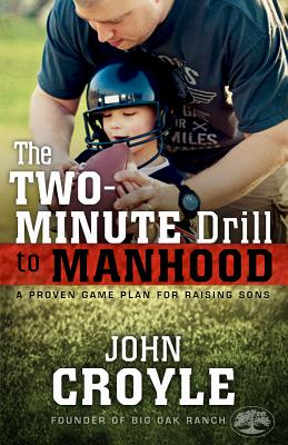Image for The Two-Minute Drill to Manhood: A Proven Game Plan for Raising Sons