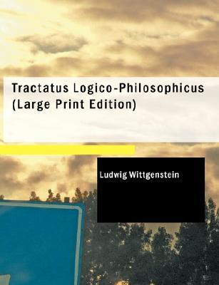 Tractatus Logico-Philosophicus, Wittgenstein, Ludwig