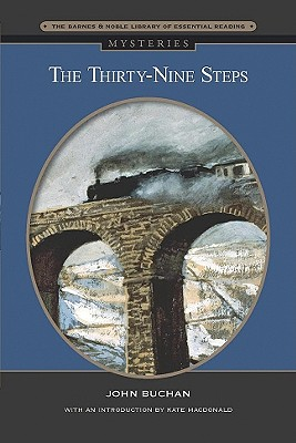 The Thirty-Nine Steps (Barnes & Noble Library of Essential Reading), Buchan, John