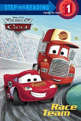 Race Team (Turtleback School & Library Binding Edition) (Step into Reading, Step 1: the World of Cars), Disney Editors