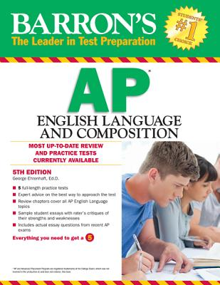 "Image for ""Barron's AP English Language and Composition, 5th Edition"""