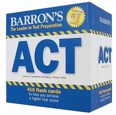 Image for Barron's ACT