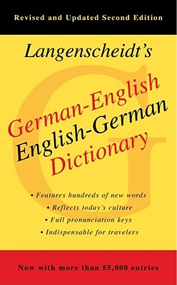 Image for German-English, English-German Dictionary, 2nd Edition