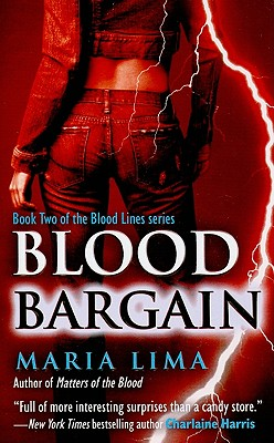 Image for BLOOD BARGAIN