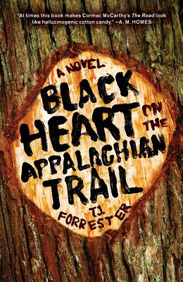 Image for Black Heart on the Appalachian Trail