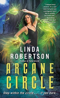 Image for Arcane Circle (Persephone Alcmedi, Book 4)