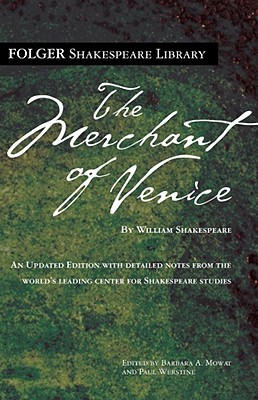 Image for The Merchant of Venice (Folger Shakespeare Library)
