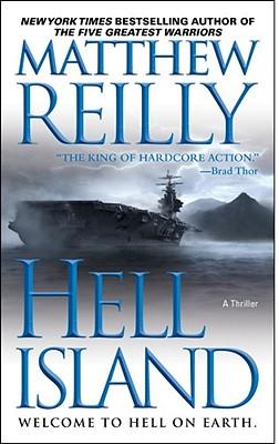 Hell Island, Matthew Reilly