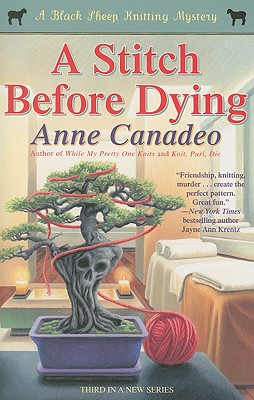 A Stitch before Dying, Canadeo, Anne