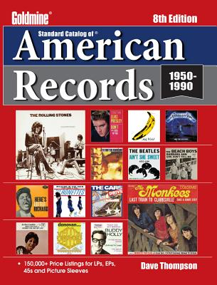 Image for STANDARD CATALOG OF AMERICAN RECORDS 1950-1990 ( G