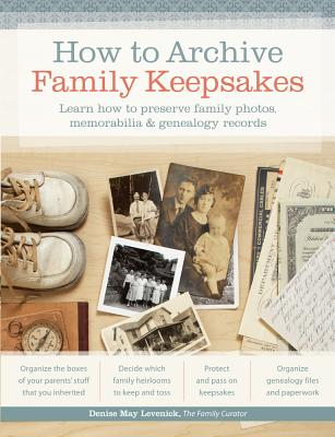 Image for How to Archive Family Keepsakes
