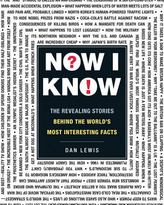 Image for Now I Know: The Revealing Stories Behind the World's Most Interesting Facts