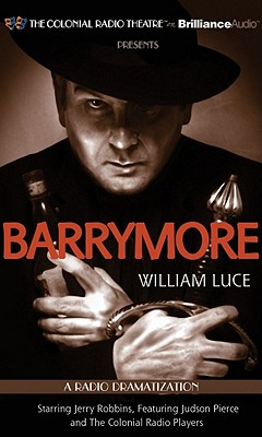 Image for Barrymore: A Radio Play