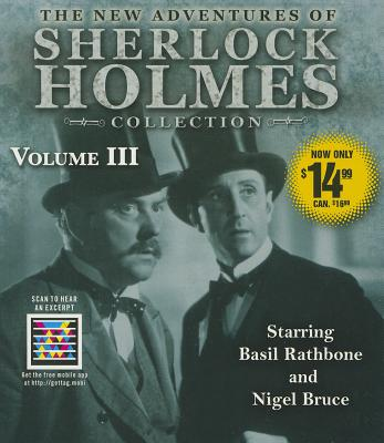 Image for The New Adventures of Sherlock Holmes Collection Volume Three