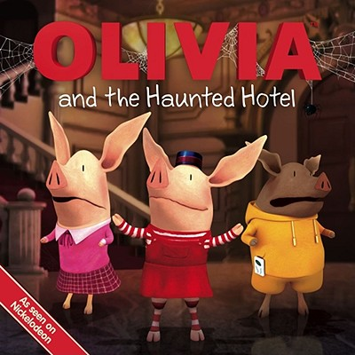 Image for OLIVIA and the Haunted Hotel