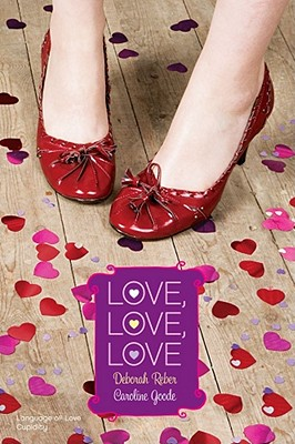 Image for Love, Love, Love: Language of Love; Cupidity (Simon Romantic Comedies)