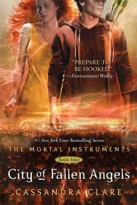 City of Fallen Angels (The Mortal Instruments), Cassandra Clare