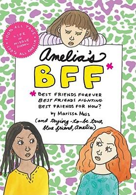 Amelia's BFF, Marissa Moss