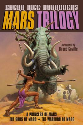MARS TRILOGY, BURROUGHS, EDGAR RICE